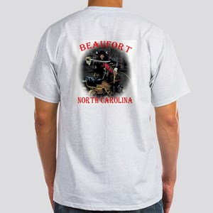 Blackbeard Beaufort, NC. Light T-Shirt